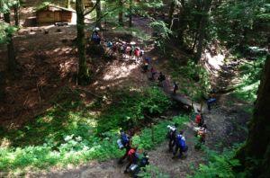 Camp Trappeur 10/14 ans